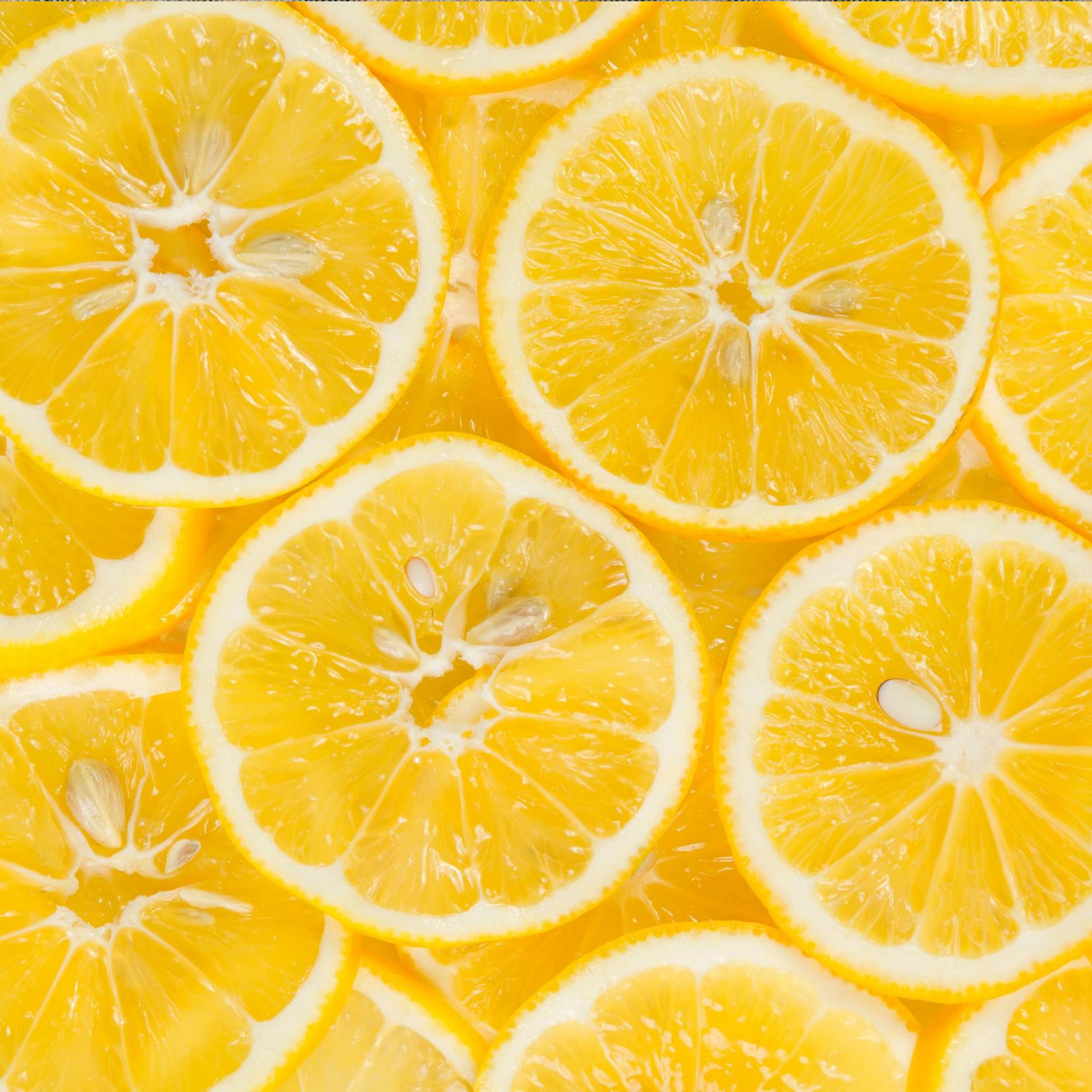 Eating Disorder - Lemon slices