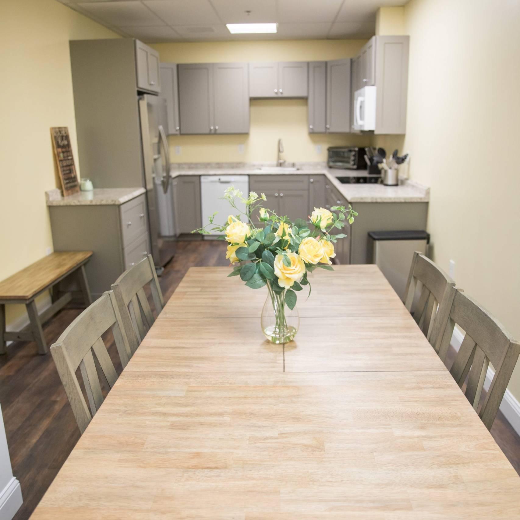 Photo of room at Van Dusen Nutrition