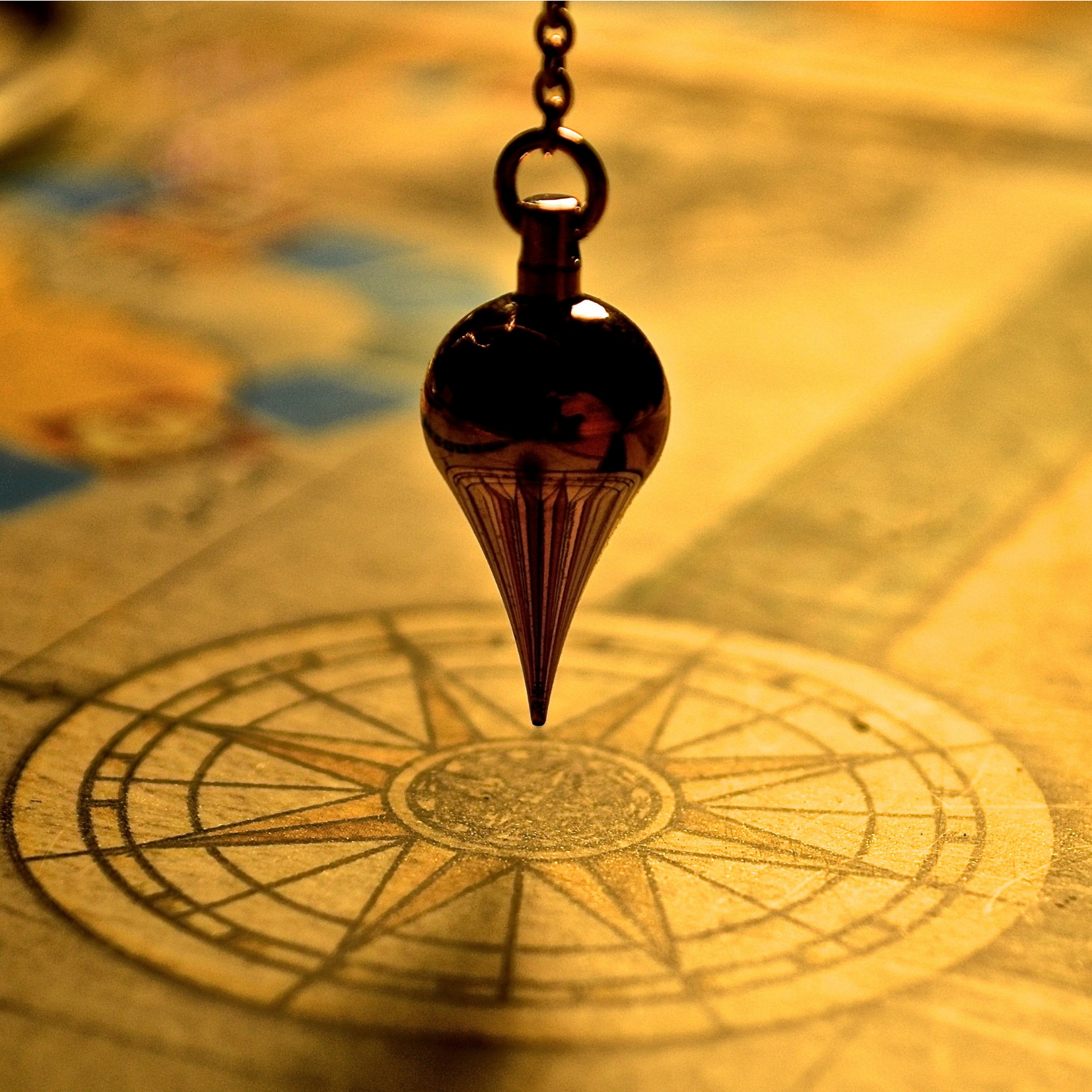 Map compass depicting Supervision